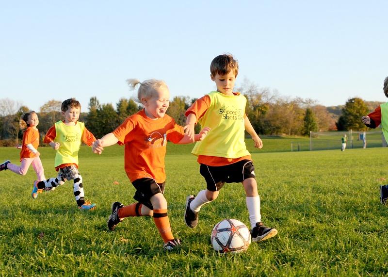 Детские спортивные секции по футболу