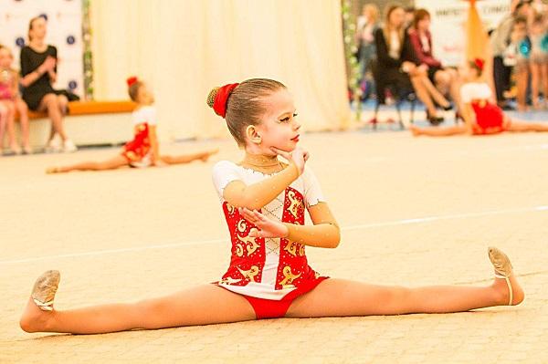 Художественная, спортивная гимнастика и акробатика для ...